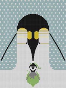 Charley Harper Design Needlepoint Stitch Guide Octobermania
